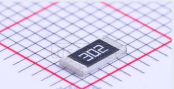 2010 Chip Resistor 5% 1/2W 3K