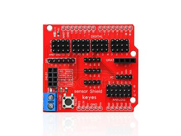keyes Sensor Red Breakout  Environmental Friendly