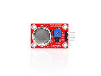 keyes MQ-135 Air Quality Sensor (with soldering pad-hole)