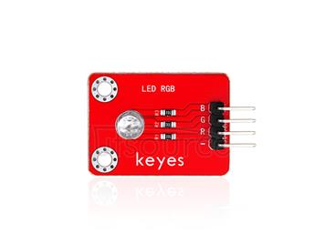 keyes DIP RGB LED Module (with soldering pad-hole)