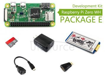 Raspberry Pi Zero WH Package E