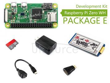Raspberry Pi Zero WH Package E