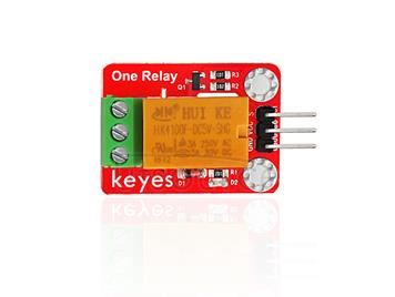 keyes 5 V Single  Relay Module (with soldering pad-hole)