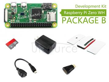 Raspberry Pi Zero WH Package B