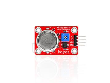keyes MQ-6 Liquefied Gas and Isobutane Sensor (with soldering pad-hole)