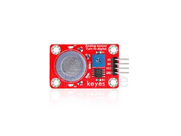 keyes MQ-7 Carbon Monoxide Sensor (with soldering pad-hole)