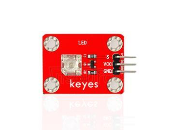 keyes Pirhana LED White Light Module (with soldering pad-hole)
