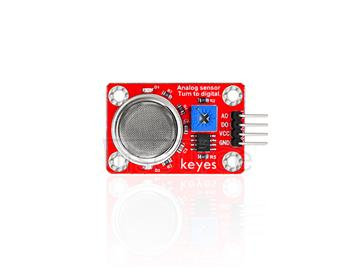 keyes MQ-5 Natural Gas and Coalgas Sensor (with soldering pad-hole)