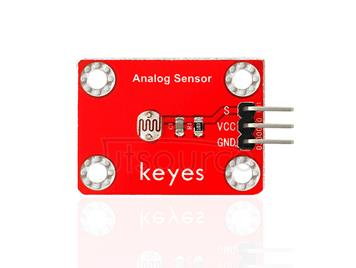 keyes Photoresistance Sensor Module (with soldering pad-hole)