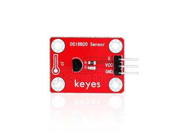 keyes 18B20 Temperature Sensor  (with soldering pad-hole)