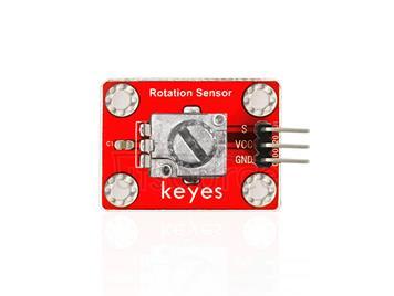 keyes Adjustable Poteniometer Module  (with soldering pad-hole)