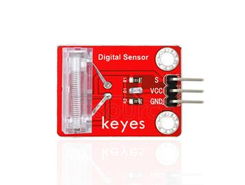 keyes Knock Sensor (with soldering pad-hole)