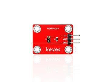 keyes TEMT6000 Ambient Light Sensor (with soldering pad-hole)