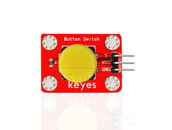 keyes Button Sensor  (with soldering pad-hole)