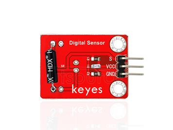 keyes Tilt Switch Sensor (with soldering pad-hole)