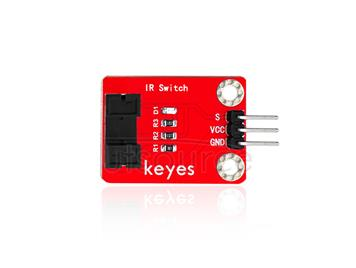 keyes  Light Interruption Sensor (with soldering pad-hole)
