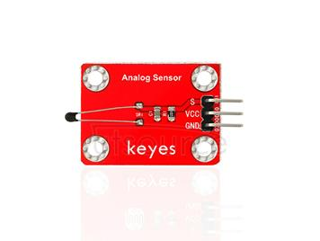 keyes Thermistor Sensor Module (with soldering pad-hole)