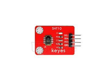 keyes SHT10 Sensor (with soldering pad-hole)