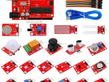 Keyes Arduino Electronic Building Block Sensor Kit + UNO R3