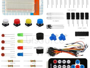 Keyes Universal Component Kit 503B for Arduino Electronic Hobbyists