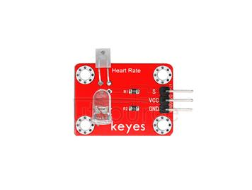 keyes Heart Rate Detecting Sensor (with soldering pad-hole)