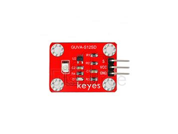 keyes GUVA-S12SD 3528 UV Sensor (with soldering pad-hole)