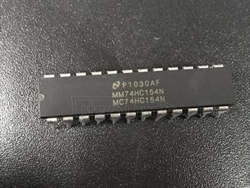 MM74HC154N