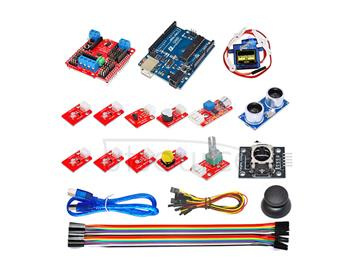 New! Ardublock graphical programmin glearning kit zero basics Arduino