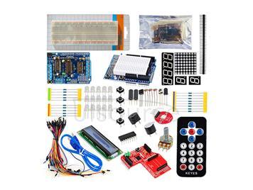 UNO R3 + L293D Motor Drive + XBee Zigbee Shield RF Learning Tools Kit for Arduino