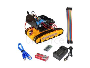 Android mobile phone control ARDUINO Bluetooth Car ARDUINO smart car to send the development of information