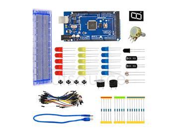 Basic kit -02 FR4 + Plastic Development Board Tool Set for Arduino