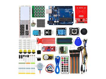 RFID ARDUINO learning kit upgrade Arduino starter kit for networking learning