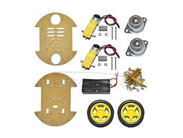 New product/ disc type smart car chassis/ two-wheel