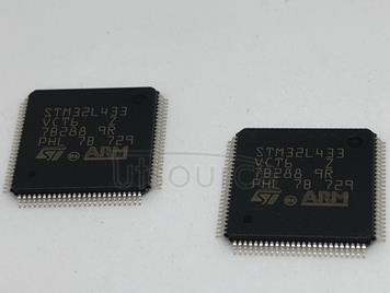 STM32L433VCT6 LQFP100