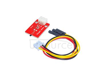 Arduino analog temperature sensor module with 3PIN dupont line