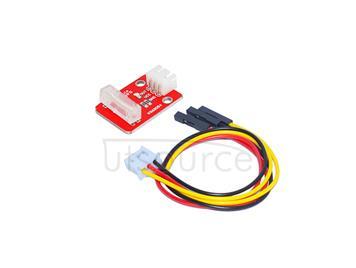 Arduino knock sensor module with 3PIN dupont line