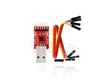CP2102 USB to TTL/high speed STC download/hardware upgradation