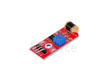 Arduino robot/ 801S vibration sensor/ analog output/ adjustable sensitivity