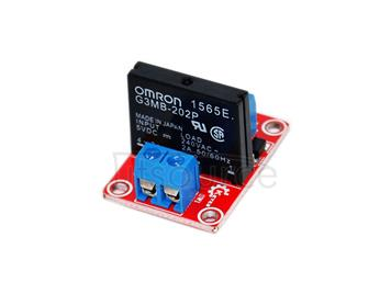 Arduino 1-contact solid-state relay(red)