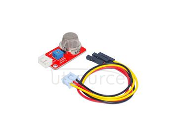 Arduino sensor, MQ-2 smoke sensor red with white terminal