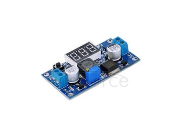 DC-DC boost module/digital voltmeter display/LM2577 digital display/boost circuit/3A output