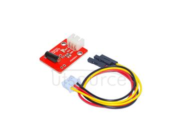 Arduino vibration switch sensor module with 3PIN dupont line