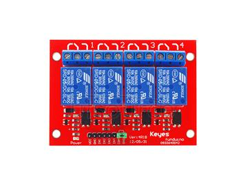 4 Channel 4-channel 4 way 5V Relay Module For PIC ARM TTL AVR DSP TTL logic