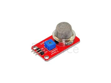 MQ - 2 smoke & gas sensor module/ liquefied gas & natural gas module/ smoke module/ red
