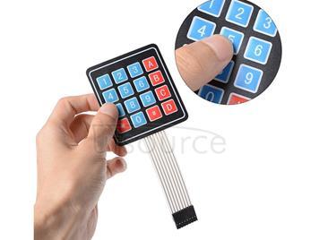 Super-big button/4*4 matrix keypad/single-chip expansion keypad/membrane keypad