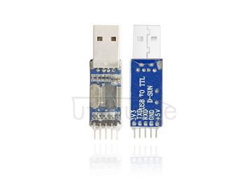 USB TTL/USB-TTL/STC Microcontroller Programmer / PL2303 nine upgrade board