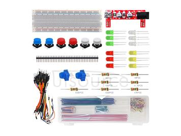 Keyes Basic Component Kit 501C for Arduino Electronic Hobbyists