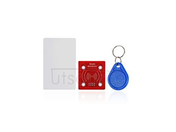 Keyes RFID rf module to send RC522 S50 fudan card, key chain, compatible with the arduino environmental protection