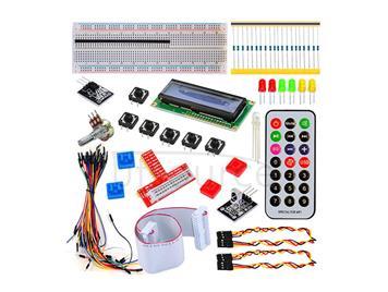 Raspberry Pi kit(white remoter)