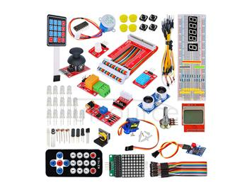 The advanced learning kit for raspberry PI